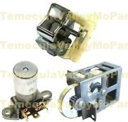 3-pc Headlight And Dimmer Switch Set For 1968-1969 Charger And 1970 Superbird