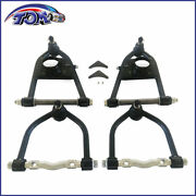 Front Suspension Upper And Lower Tubular Control Arms For 1974-1978 Mustang Ii