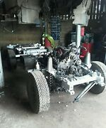 Defender Chassis Replacement Service