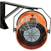 Electric Wall Heater - Forced Fan - 240 Volts - 1 Phase - 51180 Btu - 1500 Cfm