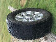 Toyo Tires - Open Country A/t Ii 35 X 12.50r17lt With 20 Wheels