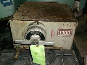 Clausing 13 Model 1300 Metal Lathe Headstock With Gears And Clutches