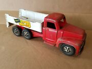 Vintage 1940and039s Buddy L Repair-it Unit Pressed Steel Toy Truck 21 Long