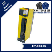 Refurbished Fanuc A06b-6114-h211 12-month Warranty 1400 With Exchange