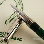 S.t. Dupont Leroy Neiman Limited Edition Fountain Pen