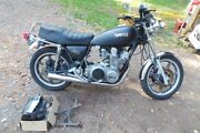 78 Yamaha Xs750 1j7 Complete Engine Only No Carbs Intake Or Exhaust Usa Sale