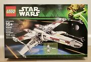 Lego Star Wars Red Five X-wing Starfighter - 10240 - New Sealed - Discontinued