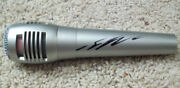 Tyler Farr Signed Autograph Redneck Crazy New Microphone W/exact Proof