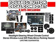 Special Button Repair For The Vw Touareg Steering Window Climate Radio