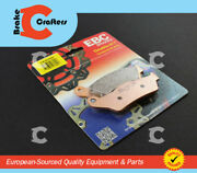2001 - 2007 Bmw R1150gs And039adventureand039 - R 1150 Gs - Ebc Hh Rated Rear Brake Pads