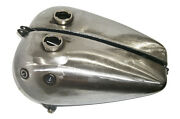 Wide 5 Gallon Wr Daytona Racing Style Gas And Oil Tanks For Harley 45 Solo