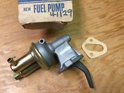 Vintage Nos Gm A/c Delco Mechanical Fuel Pump 41129