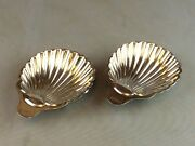Solid Silver Soap Dishes The Alexander Clark Manufacturing Co Total Weight 158g