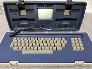 Osborne Occ 1 Vintage Portable Computer System Powers On Free Shipping