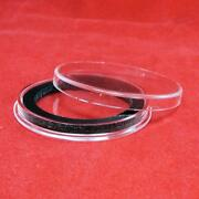 Air-tite X38mm Ring Coin Holder Capsules For Coins Less Than 3.96mm Thick Qty 25