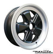 Fuchs Style Wheel 6and039and039 X 16and039and039 Oe Finish Porsche 911/924 77-89911.361.020.43