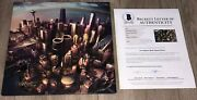 Foo Fighters Signed Sonic Highways Album Dave Grohl +4 W/exact Proof Beckett Bas