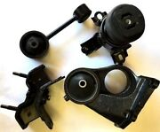 Complete Engine And Transmission Mounts For 1998-2002 Toyota Sienna Fast Ship