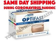 Optifast 800 Powder Shake   6 Boxes   Chocolate   42 Servings   Fresh And New