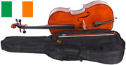 Ie Cello 1/4 M-tunes No.100 Wood - For Learners