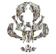 Can Am Renegade X Graphics Kit 2nd Gen Chassis Full Coverage Digital Camo Mud