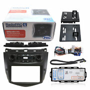 Dash Kit Integrated Climate Control 2003-2007 Honda Accord And Steering Wheel Cont