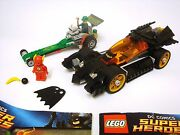 Lego 76012 Super Heroes Batman The Riddler Chase 100 Complete W Ins Vg Cond