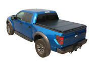Tri-fold Hard Tonneau Cover For Ford F-150 8ft Bed 2004-2014 Shield Bed Guard