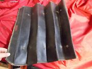 Ford Model A, Model T Radiator Cover, Crawford Fabric Accessories