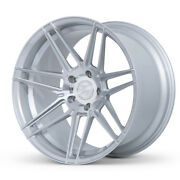 20 Ferrada F8-fr6 Silver Forged Concave Wheels Rims Fits Dodge Challenger Rt Se