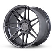 20 Ferrada F8-fr6 Graphite Forged Concave Wheels Rims Fits Toyota Camry