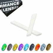 Polarized Replacement Lens And White Rubber Ear Socks For- Jawbone Vented