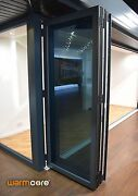 Aluminium Bifold Doors   Warmcore   High Quality   From Andpound814
