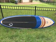10and039 Paddle Board By Creed- Slightly Used