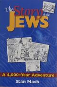 Stan Mack The Story Of The Jews A 4,000 Year Adventure 1st Ed Funny Hc