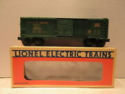 Lionel Train 6-19258 Rock Island 6464 Series Boxcar O-scale Route Of The Rockets