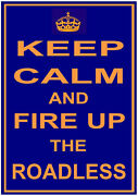 Roadless Tractor Ford Or Fordson Keep Calm Funny Metal Sign Plaque Gift Idea