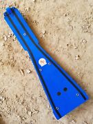 Kased Plates And03904-and03914 Honda Trx450r 3mm Blue Lifetime Warranty Poly Skid Plate