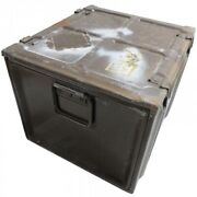British Army Surplus Large L15a1 Ammo Box Military Storage Container