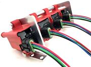 4 Hi Output Ignition Coils W/ Bracket And Wire Harness Kit Smart Coil Ign1a 4cyl