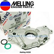 Melling Oil Pump Fits Many 1999-2016 4.8l 5.3l 6.0l Ls Chevy And Gmc Trucks And Suv
