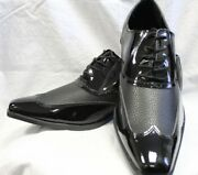Menand039s Pointed Patent Shoes- Weddings/formalwear/ascot/masons