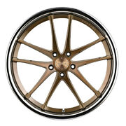 20 Vertini Rf1.5 Forged Bronze Concave Wheels Rims Fits Nissan Altima