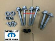 07-17 Jeep Compass/patriot And Dodge Caliber Rear Crossmember/subframe Bolt Kit