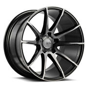 20 Savini Bm12 Tinted Concave Wheels Rims Fits Ford Mustang Gt Gt500