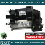Mercedes Ml-class W164 2005-2011 Oem New Air Suspension Compressor And Relay Kit
