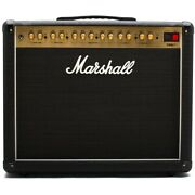 Marshall Dsl40cr Tube Guitar Combo Amplifier 40w 2-ch 1x12 Amp W/ Footswitch