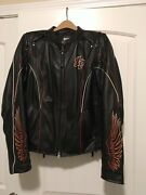 Genuine Harley Davidson Womens Matching Riding Jacket Andnbspchaps And Vest. Andnbsp