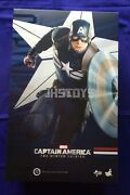 Hot Toys 1/6 Captain America The Winter Soldier Stealth S.t.r.i.k.e. Suit Mms242