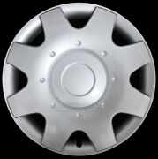 16 Set Of 4 Wheel Covers Full Rim Snap On Hub Caps Fit R16 Tire And Steel Wheels